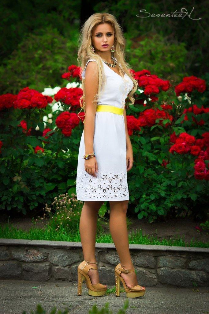 Батистовые платья