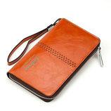 Кошелек Baellerry Leather, св.коричневый