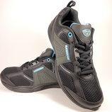 Мужские фирменные, летние, дышащие кроссовки LESCON, с сеткой. Размер 40-44.