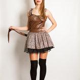 продам карнавальный костюм Леопардочка