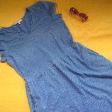Стильное платье под джинс Next,р.14,Камбоджа