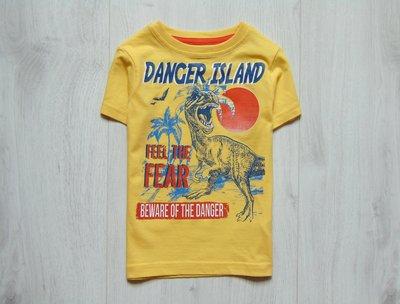 Новая яркая футболка для мальчика. St.Bernard. Размер 4 года