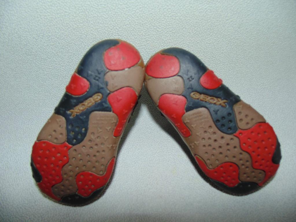 Обувь детская ортопедическая первый шаг