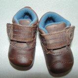 Ботинки Baren-Schuhe 18р,ст.11 см.Мега выбор обуви и одежды