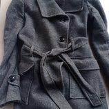 Стильное пальто Некст шерсть