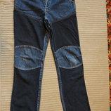 Комбинированные плотные джинсы - элвуды G-star . Голландия 30/34 р.