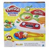Плей До Игровой Набор Кухонная Плита play doh пластилин Play-Doh
