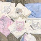 Полотенце уголок для детей, новорожденных
