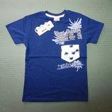 Детская футболка New Port рр. 98-128 Турция Beebaby Бибеби