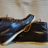 Мягкие неформальные кожаные ботинки River Island. Португалия. 42