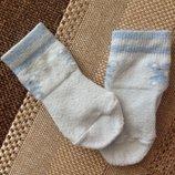 8 см по стельке мягенькие качественные носочки с мишутками