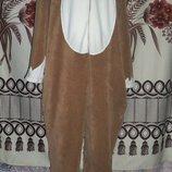 Фирменная новая пижама-слип Кигуруми Primark, XL, футужама.