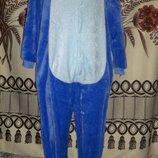 Фирменная новая пижама-слип Кигуруми WOW cosplay, M, футужама.