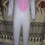 Фирменная пижама-слип Кигуруми Primark , XS, футужама.