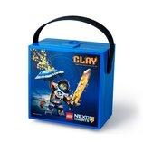 Lego Ланч-Бокс Лего Некзо Найтс с ручкой 3, 1 л Nexo Knights 40511734