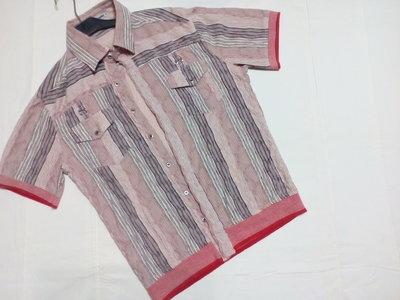Молодежная летняя рубашка