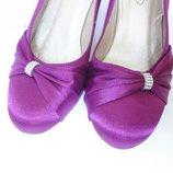 Красивенные Туфли Р.37,5