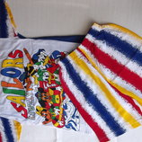 Весёлые шортики и футболка SAILORS