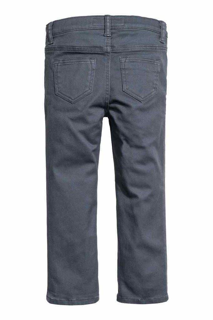 Плотные джинсы