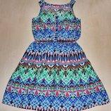 фирменное платье 6-8 лет YD
