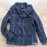 H&M L-XL демісезонне пальто 14розмір