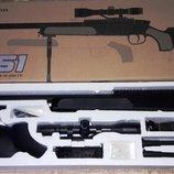 Снайперская винтовка на пульках 6мм CYMA ZM 51 SSG 69 Sniper Rifle