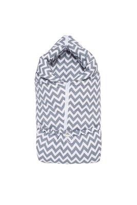 Демисезонный детский конверт одеяло для новорожденных на выписку
