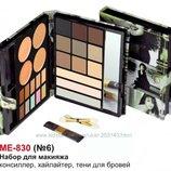 Набор для макияжа консилер тени для бровей 06