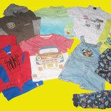 Пакет вещей на мальчика 2-3 года,рост 92-98 см,Disney