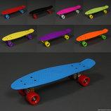 Скейтборд Penny board с алюминиевой подвеской в ассортименте