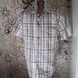 Рубашка Мужская Натуральный Коттон Р.52