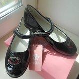 Комфортные ортопедические туфельки для девочек. Рр. 27-32. Доставка
