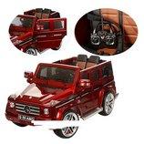 Детский электромобиль Джип Mercedes G 55 ELRS-3