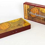Настольная игра нарды Карта Backgamon 5898 дерево, размер доски 48х48см