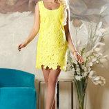 Шикарное летнее платье 792