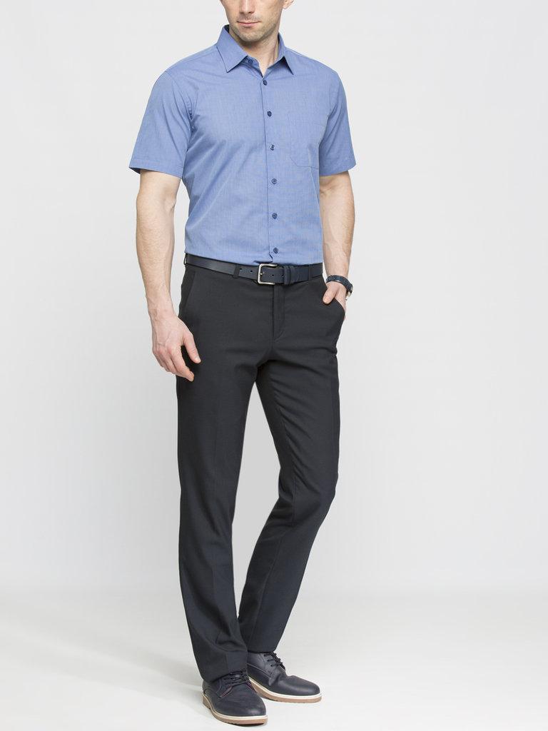мужская рубашка с коротким рукавом Киев