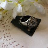 Кольцо Купол Pilgrim Дания элитная ювелирная бижутерия ручной работы