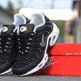 Кроссовки мужские Nike 95 TN black white