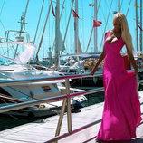 Стильное Летнее Платье В Пол Яхта
