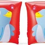 Bestway Нарукавники, 2 вида Попугай