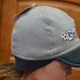 Детская весенняя кепка шапка на мальчика фирмы Pupill Польша