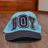 Детская кепка на мальчика фирмы Dembo House