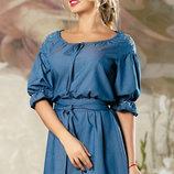 Красивое летнее платье 781