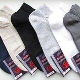 Носки чоловічі, сетка, короткі, стрейч
