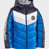 Курточка для мальчика Полосочки Тм Evolution Goldy