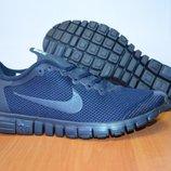 Легкие кроссовки Nike free 3.0