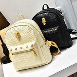 Модные рюкзаки под кожу питона В Наличии