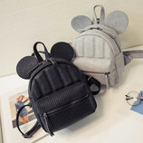 Сказочные мини рюкзаки с ушками, Мики Маус В Наличии