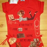 Детская футболка с завязочками Турция Beebaby Бибеби