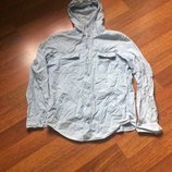 Boss курточка-рубашка котон лето